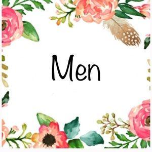 Men's! Offers Welcomed!